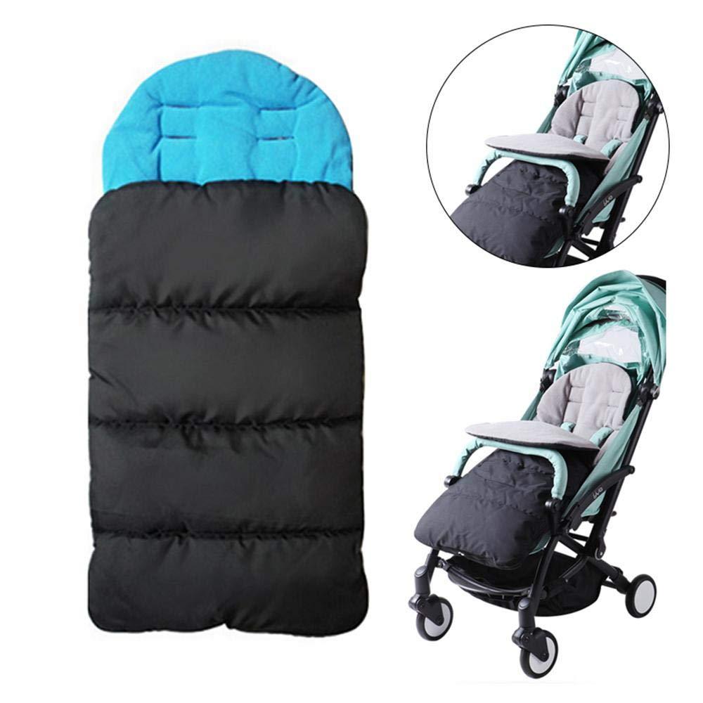 Winter Sleeping Bag Bunting Bag Baby Bag Waterproof Foot Muff Winter Sleep Sack Baby Stroller Warmer Baby Carry Cot Footmuff