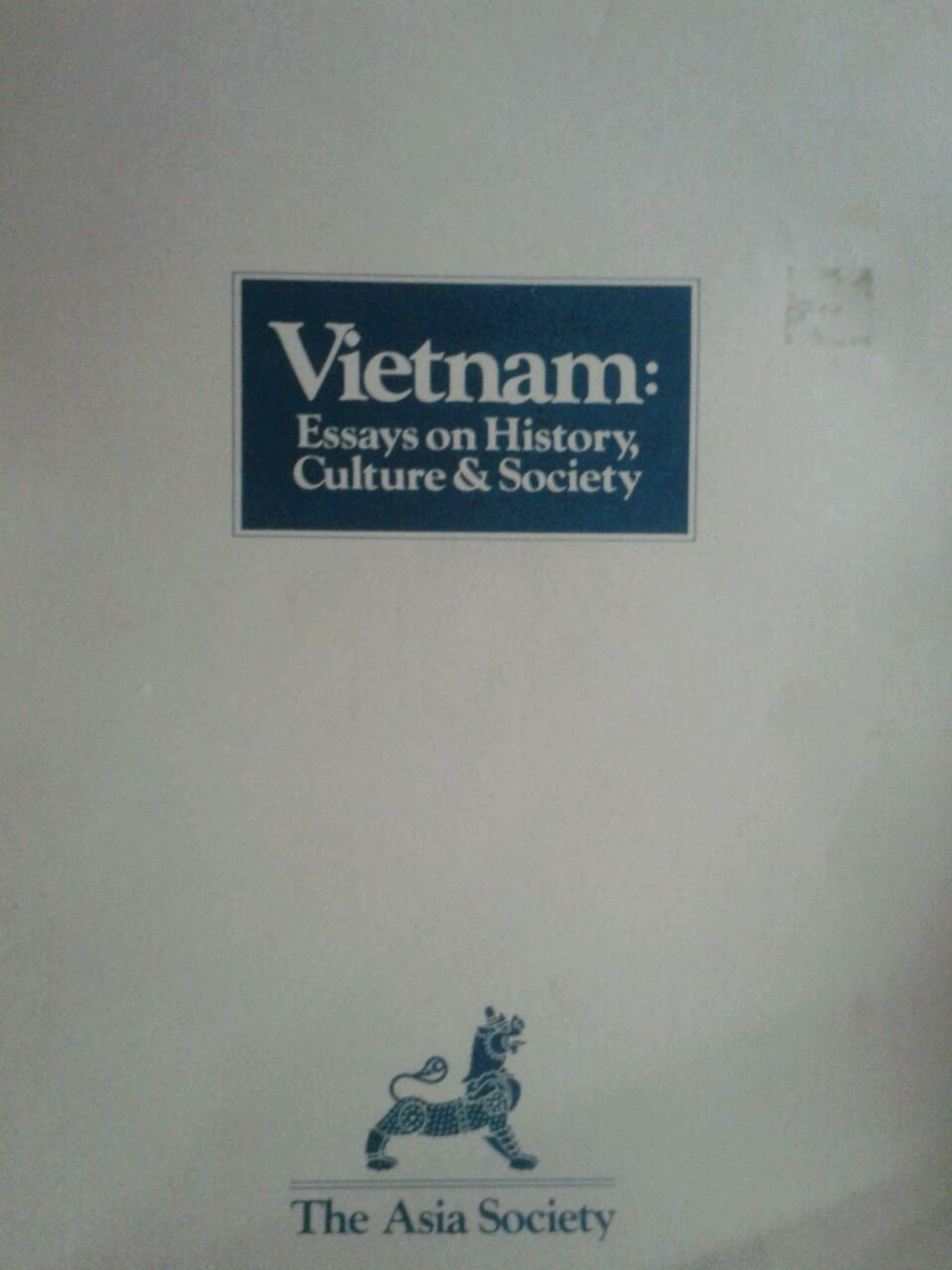 Essay Learning English Vietnam Essays On History Culture  Society David Wp Hickey Gerald  Cannon Bich Nguyen Ngoc Tai Huetam Ho Woodside Alexander Elliott   Important Of English Language Essay also Example Of A Proposal Essay Vietnam Essays On History Culture  Society David Wp Hickey  Essay Papers Examples