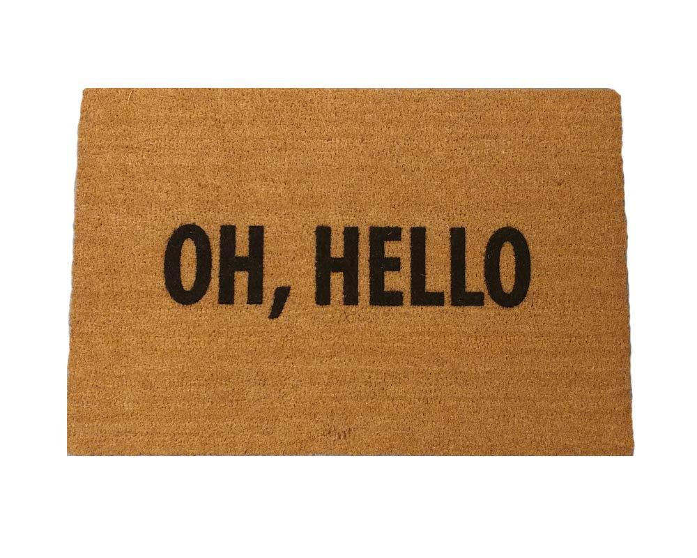 OH, HELLO Doormat