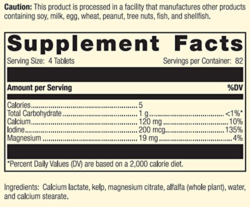 Standard Process - Min-Tran - Emotional Balance Supplement, Supports Healthy Nervous System and Stress Response, Provides Calcium, Iodine, and Magnesium, Gluten Free and Vegetarian - 330 Tablets by Standard Process (Image #3)