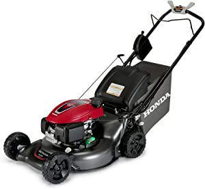 Honda 664080 HRN216VLA GCV170 Engine Smart Drive Variable Speed 3-in-1 21 in. Self Propelled Lawn Mower with Auto Choke and Electric Start