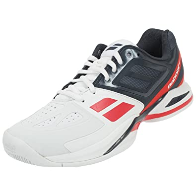 Babolat Propulse Team 16 BLC/Roug - Chaussures Tennis - Rouge - Taille 44.5