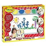 Creativity for Kids Finger Prints Finger Painting Set