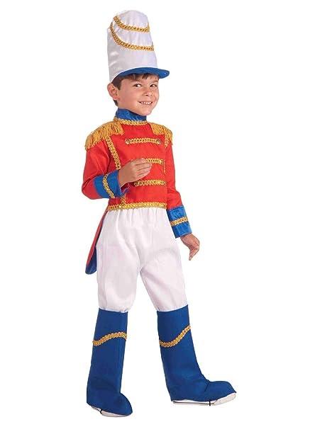 Amazon.com: Toy Soldier Nutcracker Christmas Child Costume ...