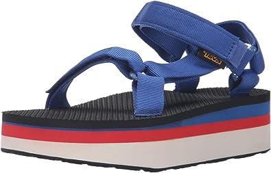 W Flatform Universal Retro Sandal