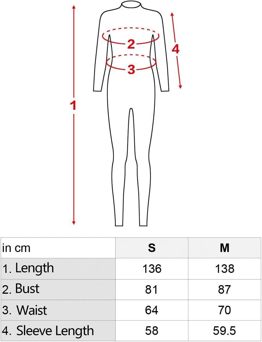 S Anatomy Costume for Women with Organs /& Muscles Size S M