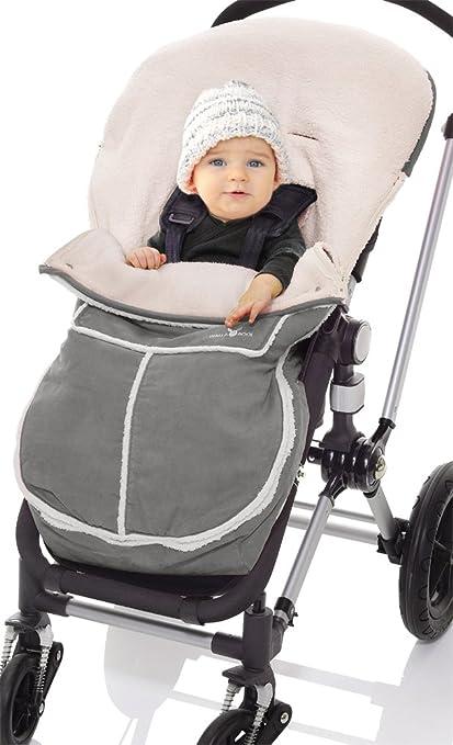 Wallaboo Manta arrullo de invierno para bebé, es ideal para cochecitos de bebé, universal