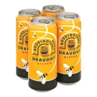 Boddingtons Draught Bitter Can, 4 x 440 ml