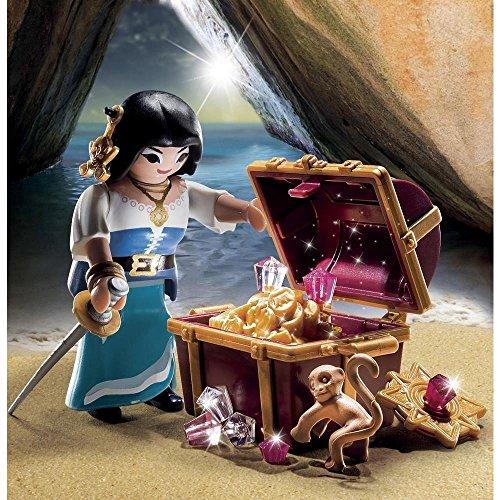 PLAYMOBIL® Pirate with Treasure Building Set