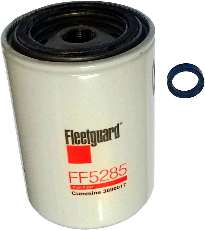 amazon.com: fleetguard ff5285, diesel fuel filter: automotive  amazon.com