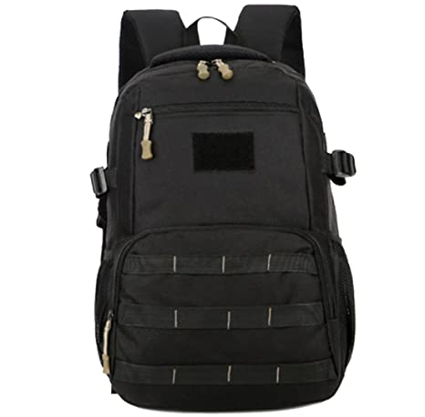 22d2ca60a7 NDY Oxford Cloth Outdoor Sports Backpack 35 Liters Large Capacity Field  Training Package Wear-Resistant