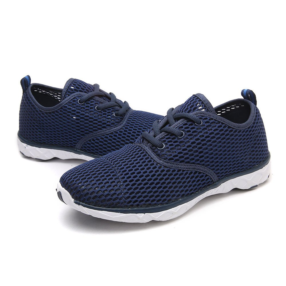 Men Breathable Outdoor Shoes Quick-Drying Sports Water Shoes Hollow Walking Running Climbing Shoes by PXiong (Image #2)