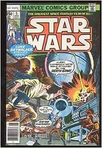 Star wars comic books online