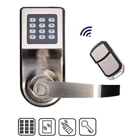 Beatease New Zinc Alloy Electronic Smart Access Keyless Digital Code on