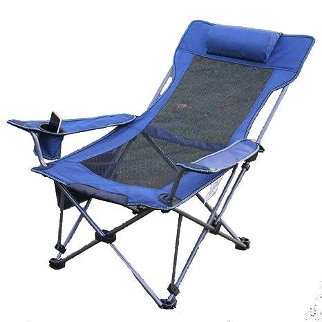 Al Aire Libre Sillas Plegables PortáTiles, Camping Playa ...