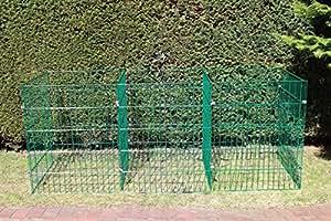 Sia 75565–Interfaz compostador Deka Ton 5.300litros de capacidad) Volumen verde