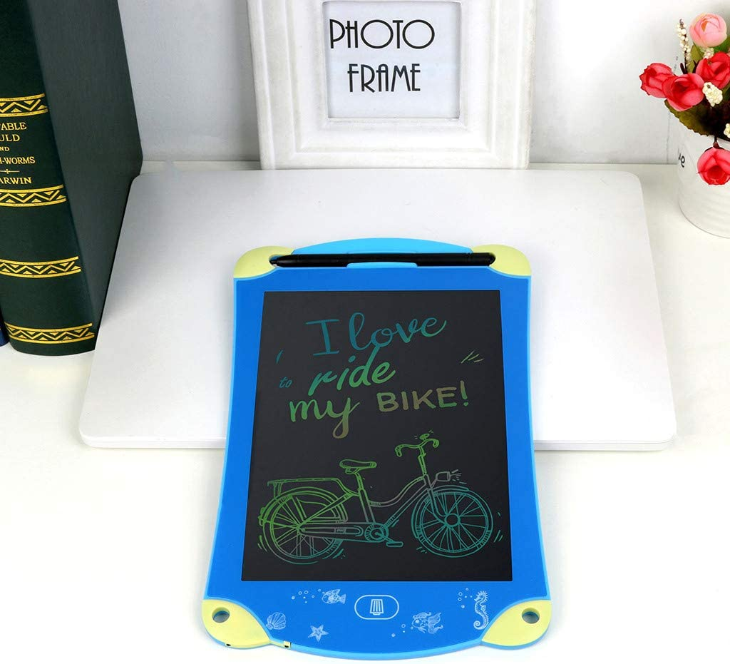 8.5 Handwriting Paper Drawing Tablet Gift for Kids at Home,School and Office Aleola LCD Writing Tablet,Electronic Writing /&Drawing Board Doodle Board
