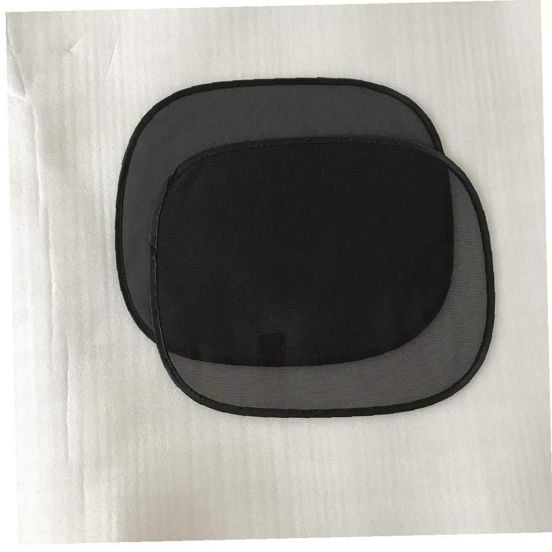 4 Pc//Sistema Tiny Sombrilla del Coche Negro YZLSM Ventana De Coche De Coches Sombrillas para Bloquear M/ás De UV