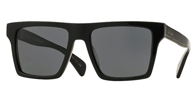 ba05d6340fc54 Paul Smith PM8258SU - 100587 Sunglasses BLAKESTON ONYX W GREY 53mm ...