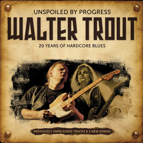 Walter Trout - In-Akustik Reference Sound Edition Great Guitar Tunes - Zortam Music