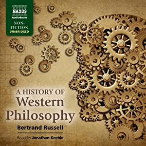 A History of Western Philosophy Audiobook