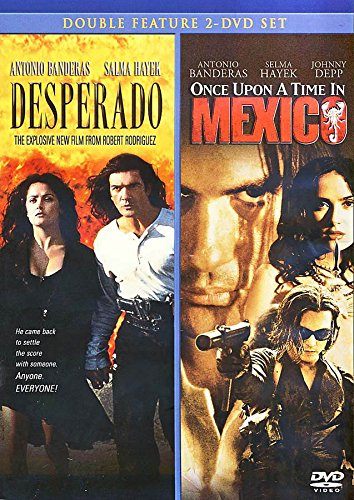 Desperado / Once Upon a Time in Mexico (Double Feature)