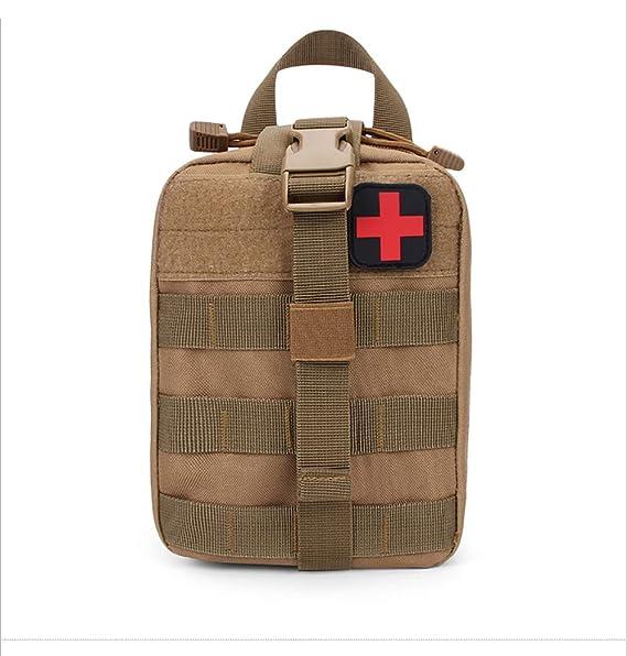 Shuzhen,Bolsa de almacenamiento de salvavidas para escalar viajes tácticos al aire libre(color