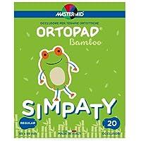 Ortopad-Simpaty Cer Ocul R 20P