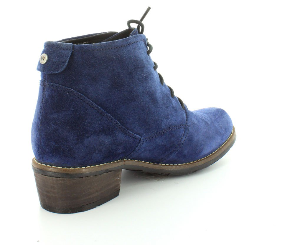Wolky Comfort Jewel Blue B00IZGBC76 38 M EU|Jeans Blue Jewel Greased Suede 0aa2d6