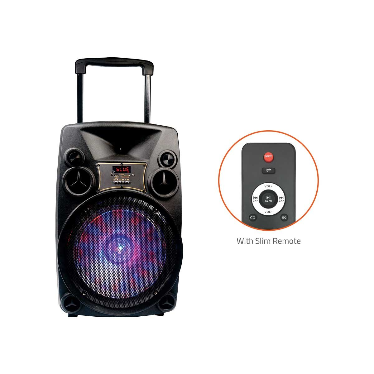 Artis BT918 Outdoor Bluetooth Speaker with USB/FM/TF Card