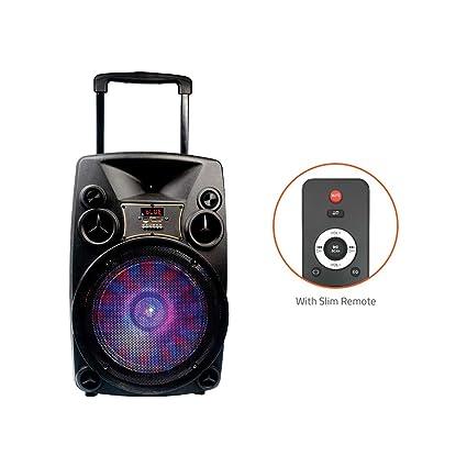 Artis Bt918 Outdoor Bluetooth Speaker With Usb Fm Tf Card Reader Aux