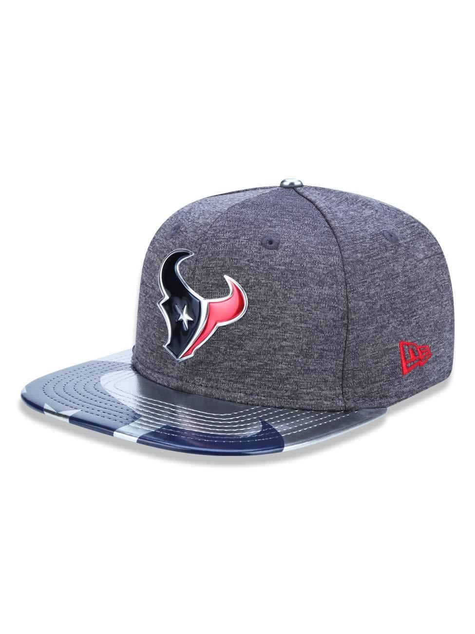 super popular aba29 0aeda NFL 2017ドラフトスポットライト9 Fiftyスナップバックキャップ B01M6ADAD1 One Size 黒鉛 Houston Texans  One Size 黒鉛-帽子キャップ. NEW ERA ...