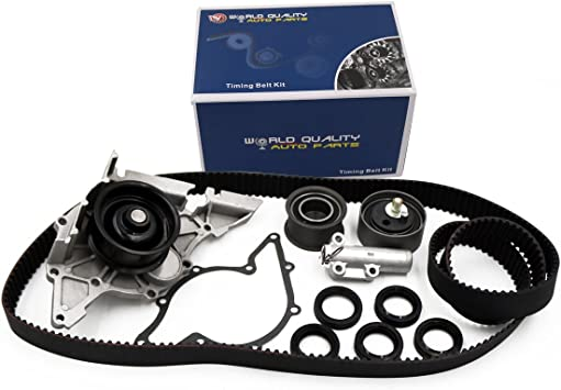 Scitoo New Timing Belt Water Pump Kit For Volkswagen Passat Audi A4 A6 Quattro 2.8L V6