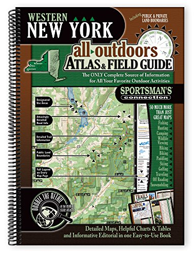 Western New York All-Outdoors Atlas (Western New York compare prices)