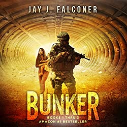 Bunker: Boxed Set (Books 1-3)