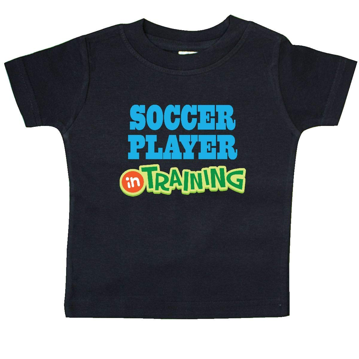 inktastic Soccer Player in Training Baby T-Shirt