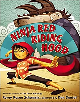 Image result for ninja red riding hood