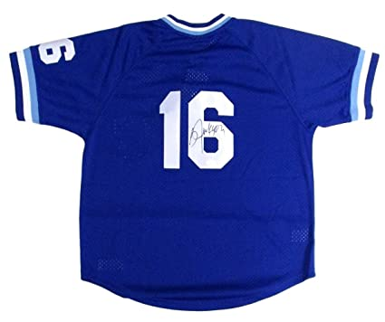 19f691753d9 Bo Jackson Signed Kansas City Royals Mitchell   Ness Replica Jersey JSA ITP