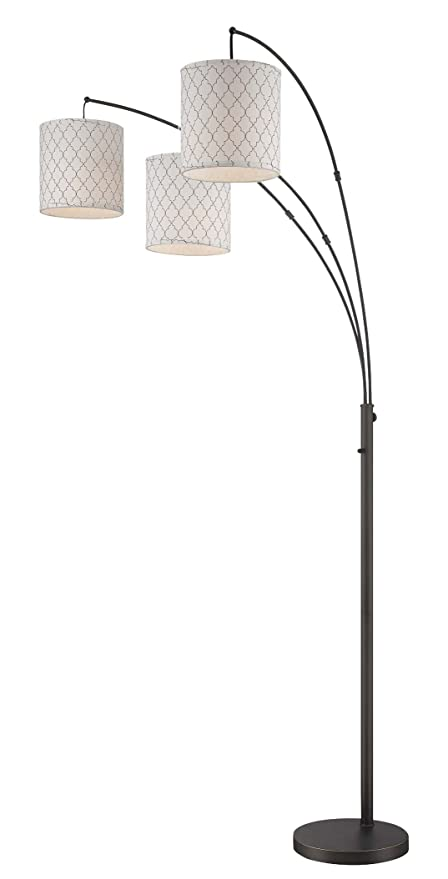Amazon.com: Lite Fuente lsf-82533 Vasanti 3-Light arco ...