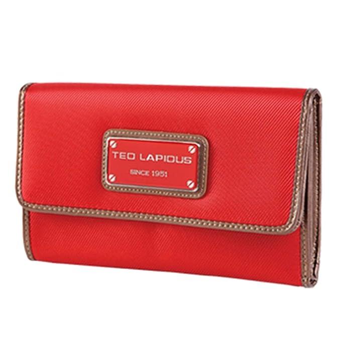 Amazon.com: Grand cartera Monedero 'Ted Lapidus &apos ...