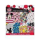 EK Success EK Disney Paper Pad 12x12 Mickey Friends Mickeyfriend