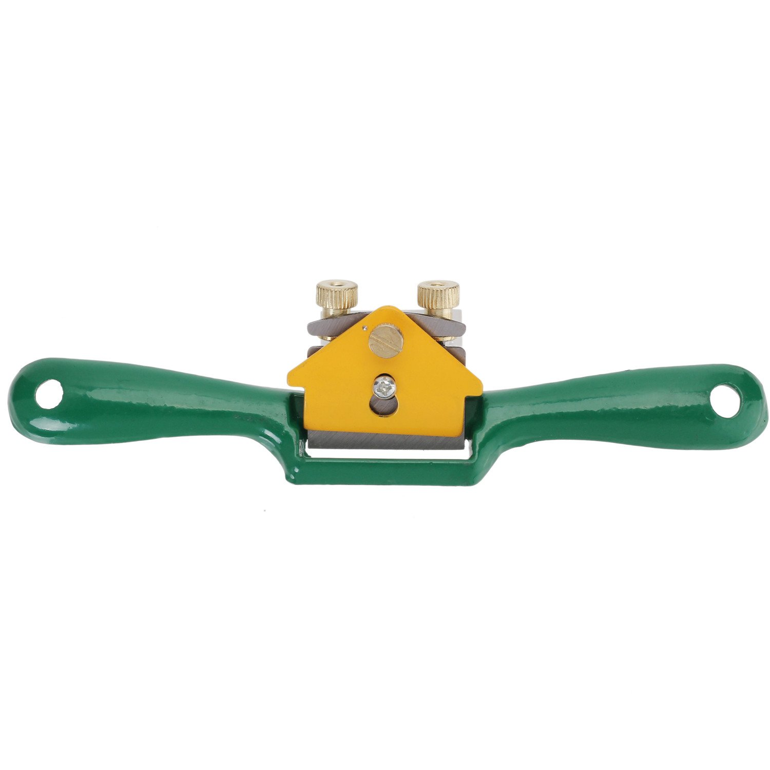 Refaxi 210mm Spoke Shave Manual Plane Planer Woodworking Blade Hand Tools Green by ReFaXi (Image #1)