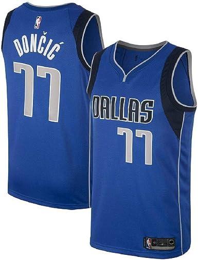 Dallas Mavericks #77 Luka Doncic 2019 Mens Swingman Jersey