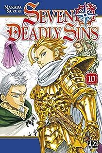 Seven Deadly Sins, tome 10 par Suzuki