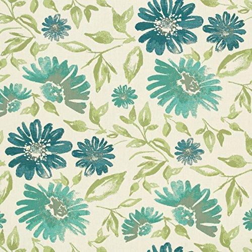 Sunbrella Violetta Baltic #45760-0002 Indoor / Outdoor Upholstery Fabric by Sunbrella (Image #1)