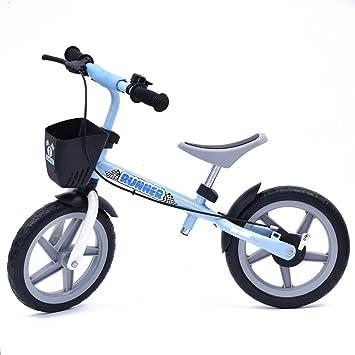 ABYYLH Bicicleta Infantil de Equilibrio sin Pedales Bike 2~6 Años Niños Balance Bike: Amazon.es: Deportes y aire libre