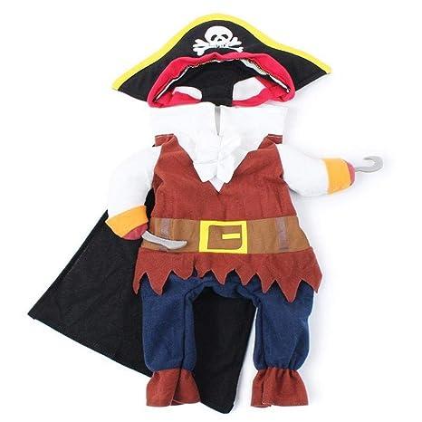 Alinory Ropa para Mascotas, Poliéster Ropa de Halloween para ...