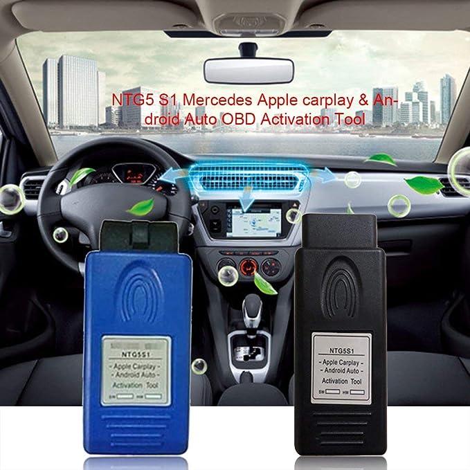 Amazon com: Manakayla NTG5 S1 Mercedes Apple carplay