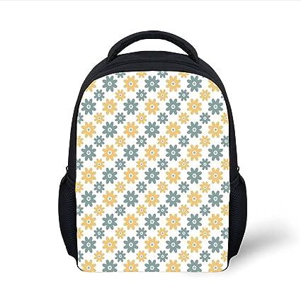 bff261809212 Amazon.com  iPrint Kids School Backpack Garden Decor
