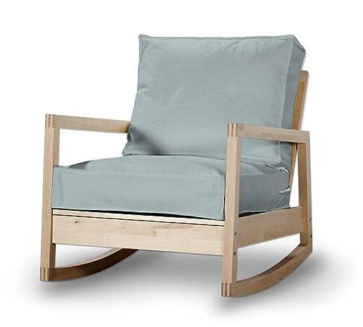 Dekoria Fire retarding IKEA LILLBERG sillón, Color Verde ...